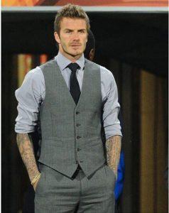 2015 New Fashion Beckham Vest Men s Formal Suit V necked vest European Style Slim Fit.jpg 640x640