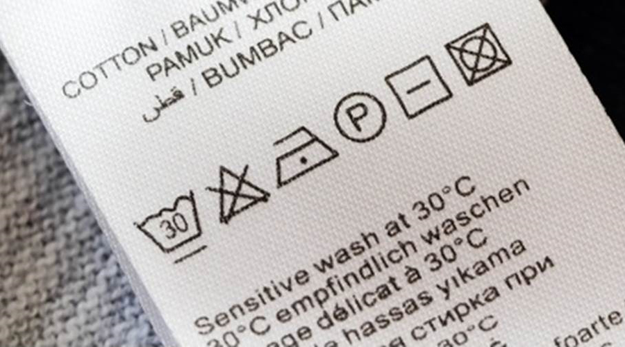 Cuidados en el lavado de tus prendas. Según el tipo de tejido