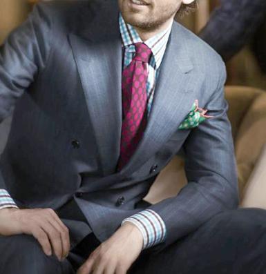 corbata camisa p