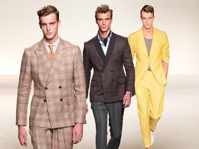 La moda masculina de los años 50 - Grupo Josvil
