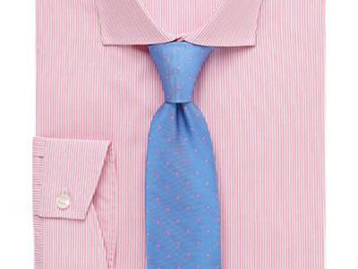 camisa rosa portada