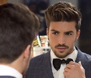 hombre atractivo