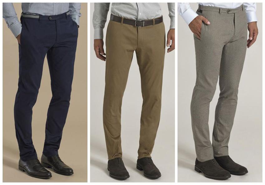 Pantalones Chinos De Hombre Una Prenda Imprescindible Grupo Josvil