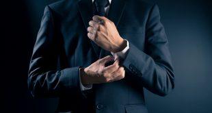 Cómo usar los cubrebotones para hombres, un accesorio cool