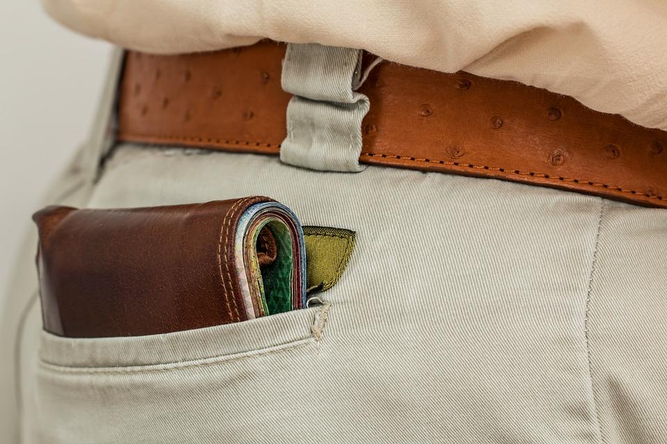 Cuáles son los tipos de carteras más comunes entre hombres