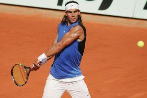 Rafa Nadal Roland Garros 2006