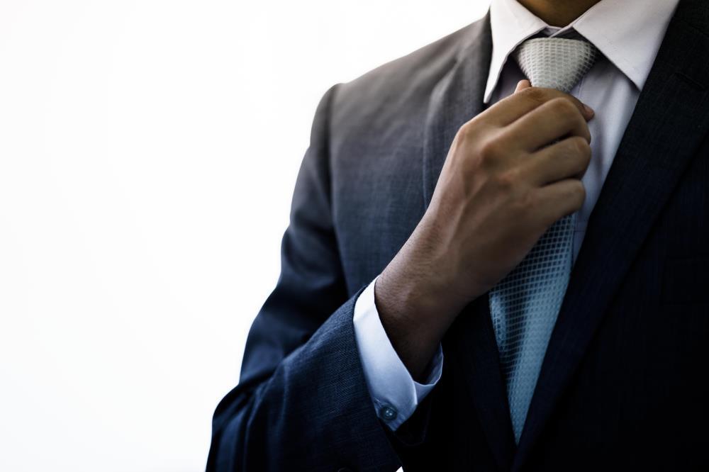 Reglas imprescindibles para usar un pasador de corbatas