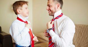 Una corbata el mejor regalo para el Día del Padre