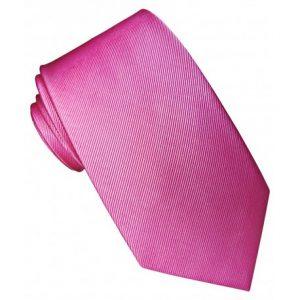 corbata pala estrecha rosa