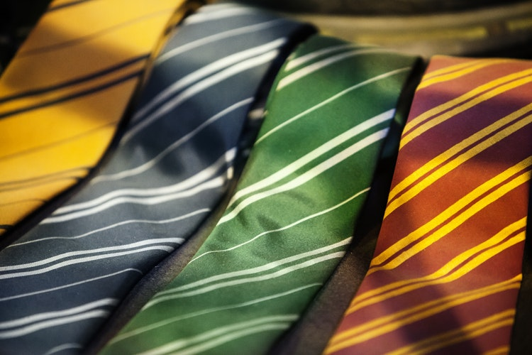 corbatas de rayas portada