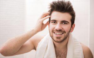 cuidados cabello hombre