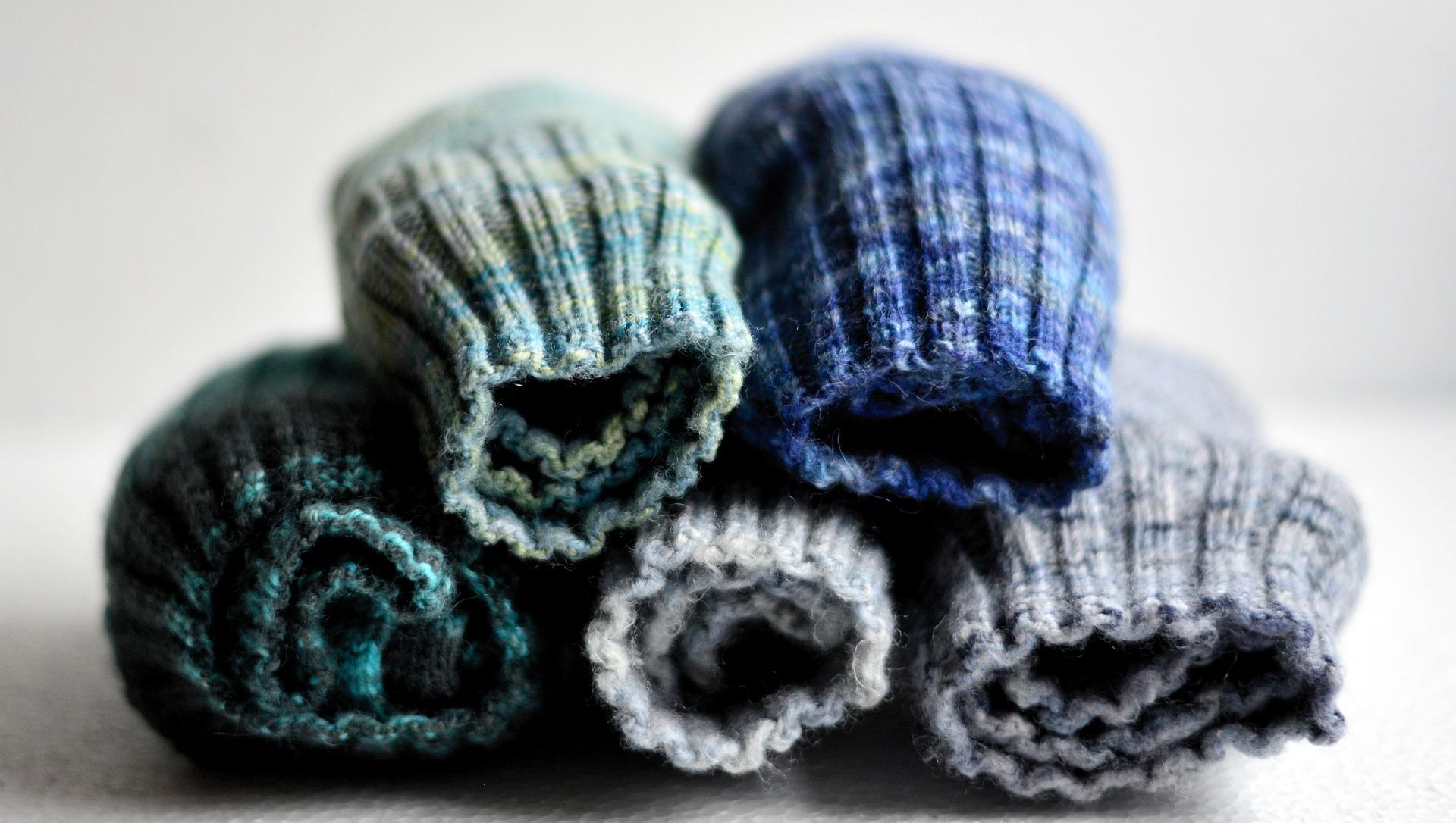 Aprende A Doblar Calcetines Para Ahorrar Espacio En Tus Cajones