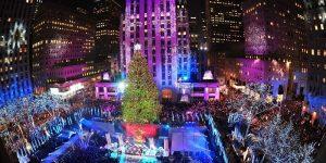 navidad regala nueva york