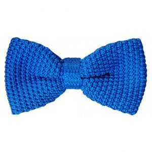 pajarita punto azulon