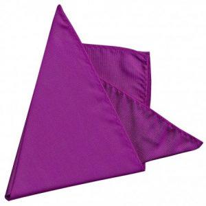 panuelo bolsillo seda purpura