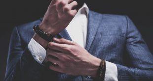 pulsera trenzada para hombre