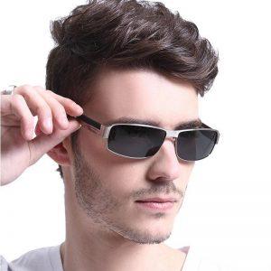 steampunk gafas cuadradas hombres carter